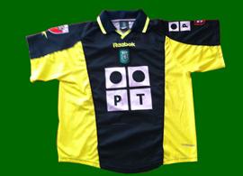 Sporting equipamento alternativo de jogo Pedro Barbosa 2000