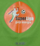Camisola alternativa usada em jogo por Anderson Polga na Liga Galp Energia, Sporting 2004/05