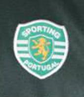 Camisola alternativa de jogo do Ricardo Fernandes Sporting 2002/03