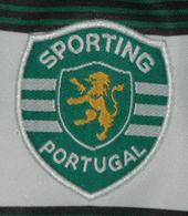 Camisola de jogo do Sporting do Ricardo Quaresma 2002 03