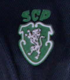 Camisola de futebol alternativa do Sporting, preparada para Rui Jorge