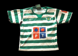 Sporting Lisbon Child football shirt