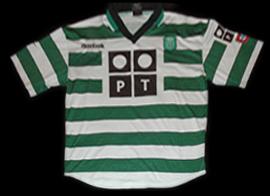 Sporting Clube de Portugal PT sponsor 2000 2001