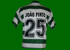 Grande artista João Pinto Sporting Lissabon Spielertrikot