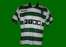 Joao Pinto Sporting Lissabon Spielertrikot Portugal