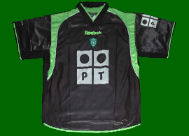 Sporting alternative shirt 2001 2002