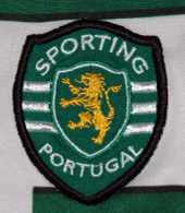 Sporting Lisbon Portugal Reebok 2001 2002 National Champions