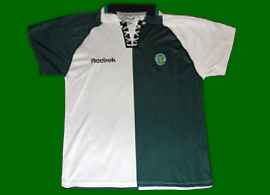Sporting camisola Stromp 2001 2002