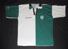 Sporting Lisboa Stromp third kit
