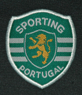 Sporting camisola alternativa Reebok 2002 2003 logo