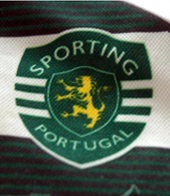 Sporting Portugal camisola Reebok 2002 2003 símbolo