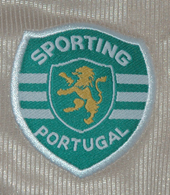 Sporting Lisbonne 3. maillot 2003 2004