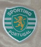 Sporting Lisbonne 3. maillot 2003 2004