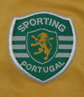 Sporting Clube de Portugal camisola guarda redes 2003 2004