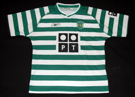 Sporting de Lisboa child shirt for baby