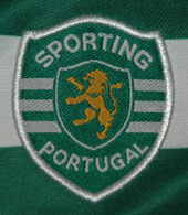 Sporting Lisbon shirt top 2003 2004 Portugal