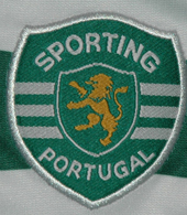 Sporting Lisbon Child jersey soccer kit