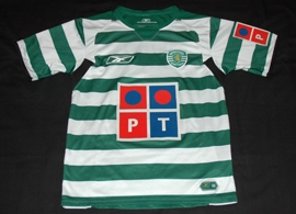 Sporting Lisboa child jersey soccer kit