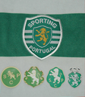 Portugal Sporting shirt 2005 2006