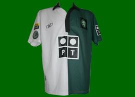 SCP camisola de jogo Carlos Martins 2005 2006