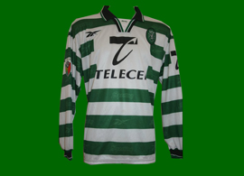 Marco Aurelio Brazil Sporting 1996 97