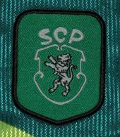 Sporting Lisbon away match worn shirt 1999/00 Hanuch Argentina