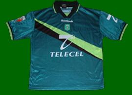 Sporting Lissabon auswärts trikot 1999 2000 Hanuch Argentina