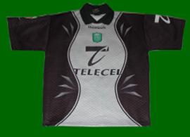 equipamento de guarda redes Sporting Nuno Santos 1999