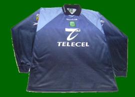 Sporting match worn by Peter Schmeichel 2000 Farense