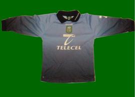 camisola do Peter Schmeichel do Sporting 1999 campeão nacional