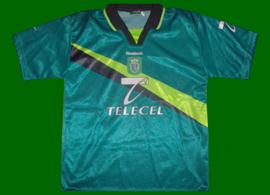 child jersey Portugal Sporting Lisbon telecel Reebok