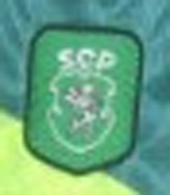 official away Sporting Lisbon 1999/00 jersey
