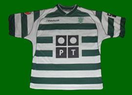 Maglia indossata Paulo Bento Sporting Lisbona Portugal