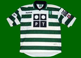Sporting Pedro Barbosa 2000 2001
