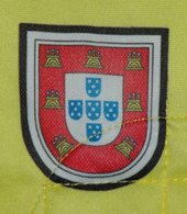 Camisola de guarda redes de criança, réplica personalizada com o nome do gigante dinamarquês Peter Schmeichel