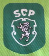 Sporting camisola assinada guarda redes 1999 2000 Schmeichel símbolo