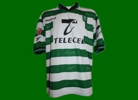Camiseta Sporting Portugal Kmet Argentina 1999