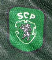 Reebok telecel camisola de criança do Sporting de 2000 2001 clube