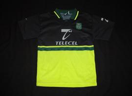 Child Sporting Lisbon jersey, with rectangular 1999/00