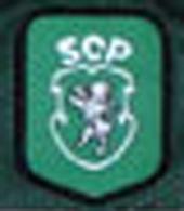 camisola Sporting Acosta alternative shirt 2000 2001 logo