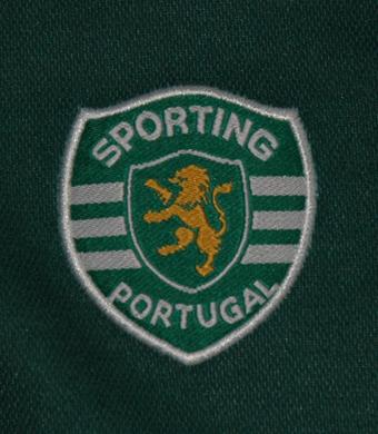 2002/03. Camisola Stromp da Loja Verde