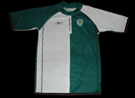 Sporting Lisbon Portugal Stromp shirt 2004 2005 children