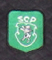 Match worn goalkeeper jersey Sporting Clube de Portugal Nelson 99 00