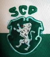 Vinicius Brasil camisa de jogo Sporting Portugal 1998 99