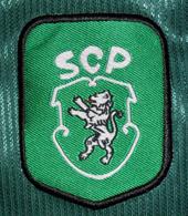Sporting Lisbon Stromp replica shirt 1999 2000
