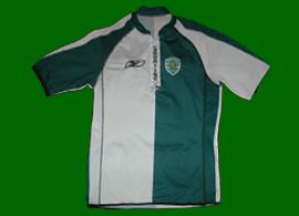 Sporting Lisbon Stromp shirt, adult size modern period