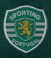 Sporting Lisbon Stromp jersey, adult size 2004 2005