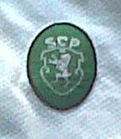 Sporting Lisbon Reebok away reserve white jersey