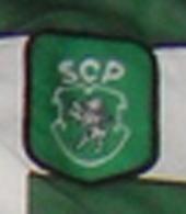 Camisola de jogo do Sporting Beto 2000 01