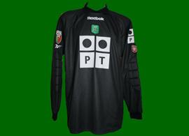 camisola de guarda redes do Sporting de jogo Nelson Pereira 2000 2001